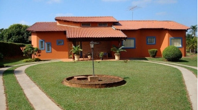 Casa De Campo Em Condomínio - Ch0082
