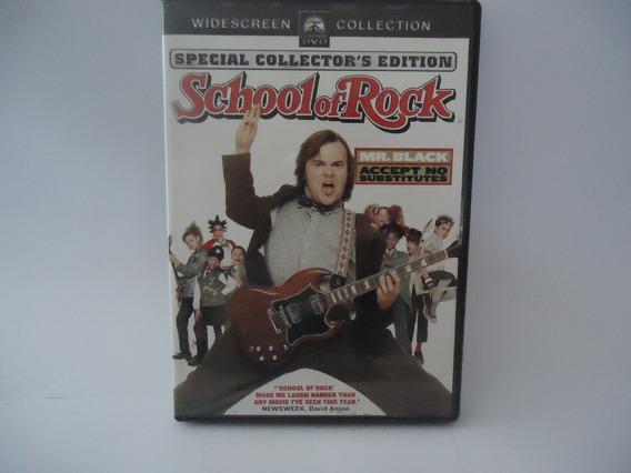 Dvd School Of Rock - Special Edition - Importado Frete 8,50