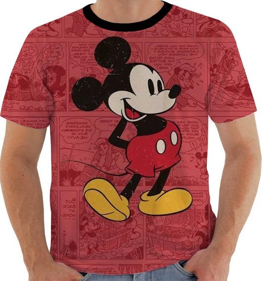 Kit Desenho Para Colorir Mickey Baby Camisetas Com O Melhores