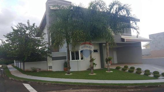 Sobrado Residencial À Venda Ou Locação No Condomínio Fechado Residencial Imigrantes, Nova Odessa-sp - So0032