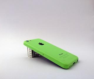 iPhone 5c 16gb Qualidade B Não Funciona Chip 12x Sem Juros