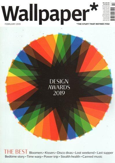 Wallpaper* 2 Revistas Design E Arquitetura Global
