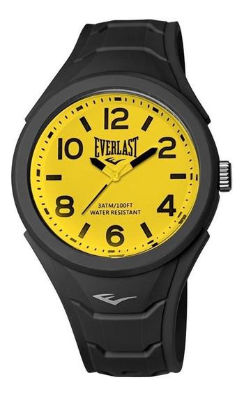 Relógio Everlast Masculino Ref: E709 Analógico Esportivo