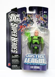 Lex Luthor Justice League Unlimited Mattel Dc