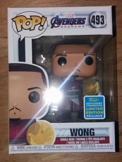 Funko Pop! [jg] Wong #493