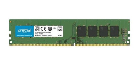 Memoria Ram Pc Crucial Value 4gb Ddr4 2400mhz