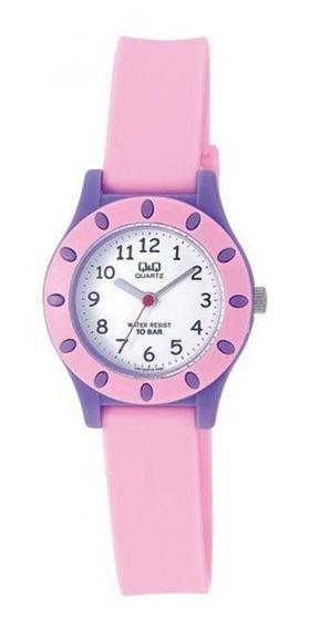 Relógio Q&q By Japan Infantil Vq13j013y C/ Garantia E Nf