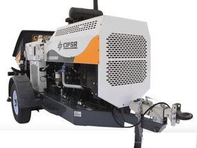 Bomba Para Concreto Cipsa Mayco Diesel Ls500ntd Motor 77 Hp