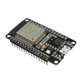 Esp32 Wifi Bluetooth Placa Esp32s 30 Pinos 25 Gpio Original