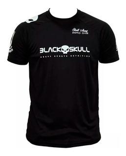 Camisa Dry Fit Soldado Bope Blackskull Original