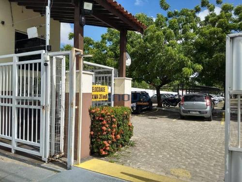 Apartamento Com 2 Dormitórios À Venda, 47 M² Por R$ 130.000,00 - Serrinha - Fortaleza/ce - Ap1583
