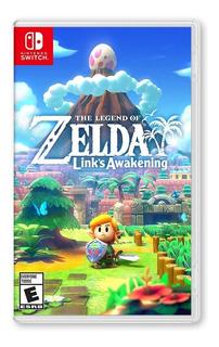 The Legend Of Zelda: Links Awakening - Nsw