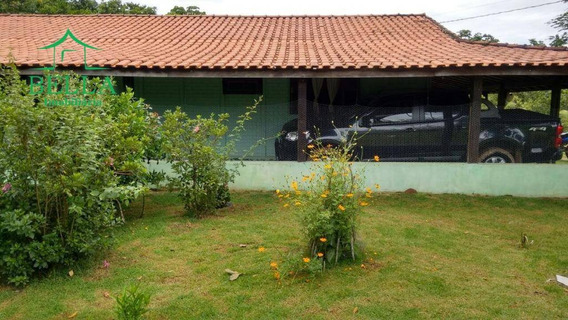 Chácara Residencial À Venda, Zona Rural, Porangaba. - Ch0026
