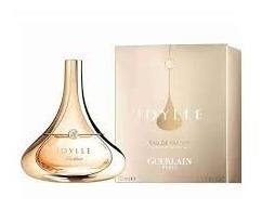 Perfume Idylle Guerlain Eau Toilette Feminino Original 100ml