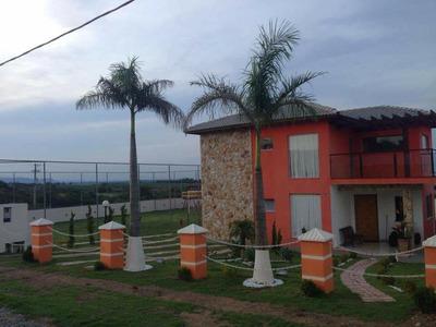 Sobrado Residencial À Venda, Condominio Ninho Verde, Porangaba. - So13465