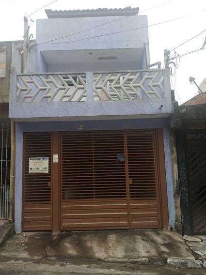 2 Casas Em Uma A Venda - Jd Thelma / Sbc (individuais)