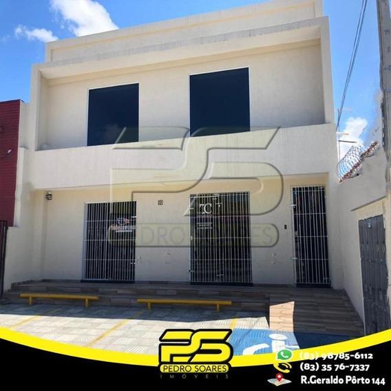 Sala Para Alugar, 35 M² Por R$ 900/mês - Centro - João Pessoa/pb - Sa0144