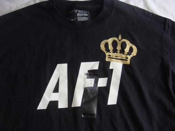 Camiseta Blusa Camisa Malha Preta Nike Tamanho G
