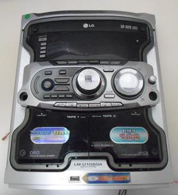 Painel Display C/ Placa Mini System Som Lg Lm-u1050a