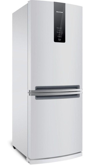 Refrigerador Brastemp Bre57ab Frost Free Duplex 443 Litros