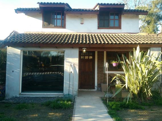 Casa Chalet En Barrio Cerrado Las Acacias Exc Ubicación!