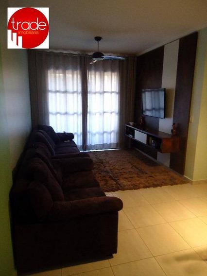 Apartamento Residencial À Venda, Santa Cruz Do José Jacques, Ribeirão Preto. - Ap1953