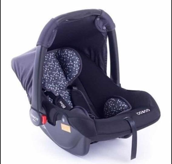 Bebê Conforto Cosco Bliss Preto 0-13kg Novissimo