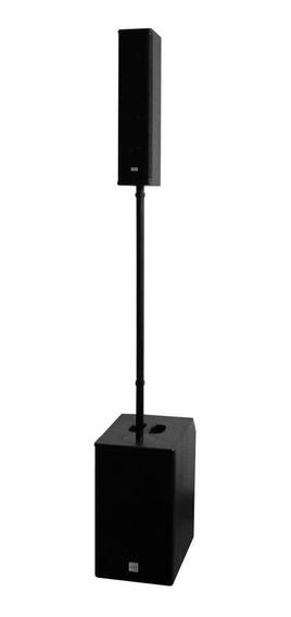 Sistema Vertical Array Dbr Va1800 700w Rms Nfe 2 Anos Gar
