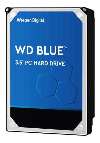 Wd Blue 4tb Disco Duro Hdd Sata 6 Gb/s 3.5 In