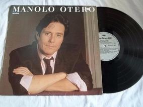 Lp Vinil - Manolo Otero - 1990