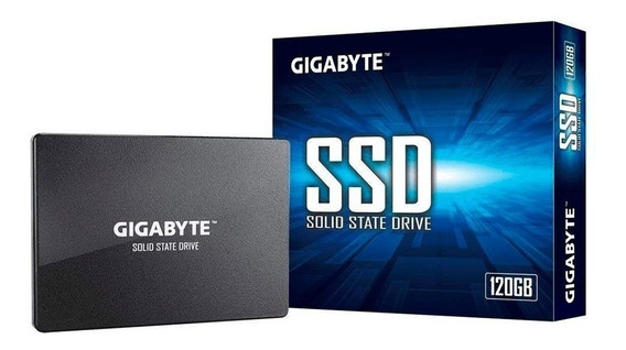 Disco Solido 120gb Ssd Interno 500 Mb/s Pc Notebook Gigabyte