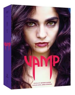 Dvd Box Vamp - Novela 10 Dvd´s (990781)