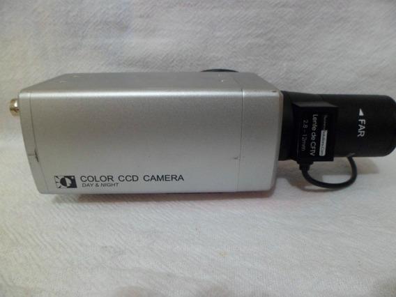 Camera De Residencia Profissional Lg + Lente Completa