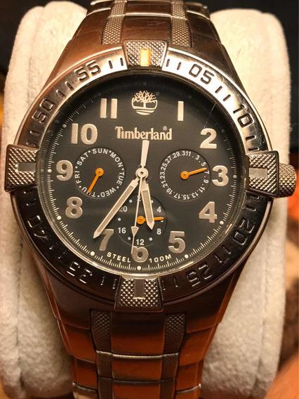 Relógio Timberland Em Aço