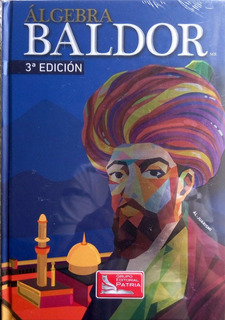 Trio Baldor 3ra Ed Algebra + Geometria + Aritmetica 3 Libros