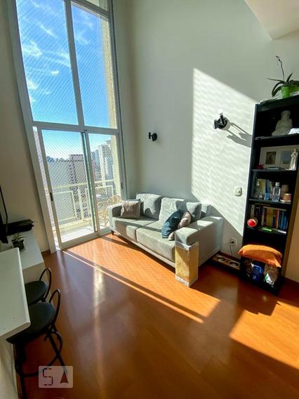 Apartamento Para Aluguel - Vila Olímpia, 1 Quarto, 52 - 893113959