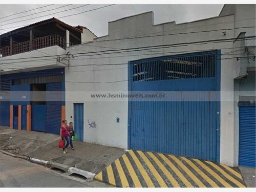 Imagem 1 de 9 de Galpao - Vila Pires - Santo Andre - Sao Paulo  | Ref.:  - 14920