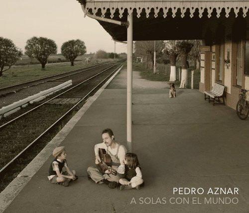 Pedro Aznar A Solas Con El Mundo Cd Nuevo Cerrado