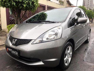 Honda Fit 1.4 Lxl 16v Flex 4p Automatico