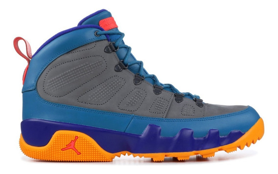 Tenis Nike Masculino Air Jordan Retro 9