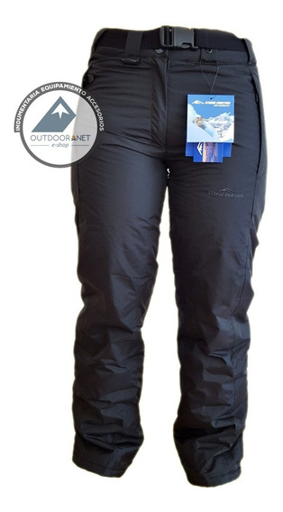 Pantalón Mujer Nieve Ski Snowboard Storm Control