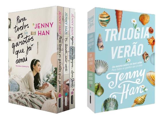 Jenny Han Trilogia Do Verão + Para Todos Os Garotos Que Amei