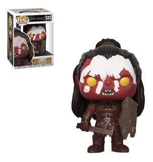 Funko Pop!the Lord Of The Rings-lurtz- #533- Original