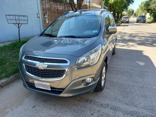 Chevrolet Spin 1.8 Ltz Mt 7 Asientos 105cv