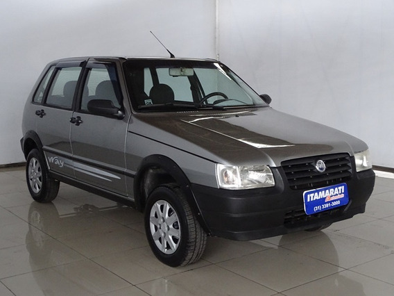 Fiat Uno 1.0 8v Mille Fire (3164)