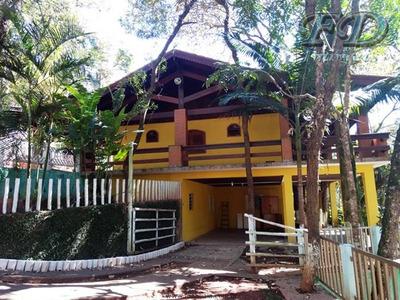 Chácara Para Locação Ideal Para Clínica E Casa De Repouso