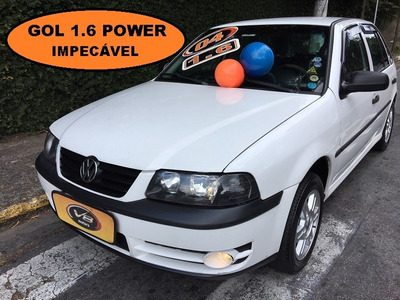 Volkswagen Gol 1.6 Power Total Flex 2005