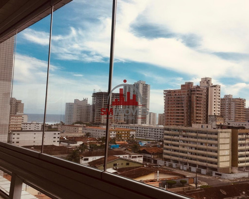 Apartamento 2 Dormitórios Na Aviação Praia Grande - Ap02631 - 69274044
