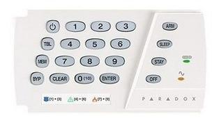 Teclado Paradox K636 Centrais Sp Mg 4000 5000 6000