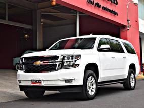 Chevrolet Suburban Lt 2015 Blindada Nivel 5